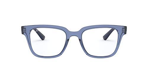 Ray-Ban RX4323V Gafas de Lectura, Blue, 51 Unisex Adulto