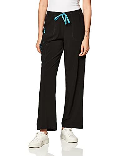 Carhartt Women s Cross-Flex Utility Scrub Pant, Black, X-Large