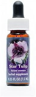 Flower Essence Services Supplement Dropper, Star Tulip, 0.25 Ounce