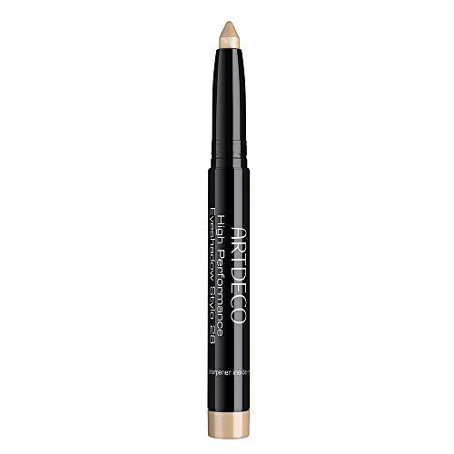 Artdeco High Performance Eyeshadow Stylo, Farbe Nr. 28, benefit golden highlight, 1er Pack (1 x 1 Stück)