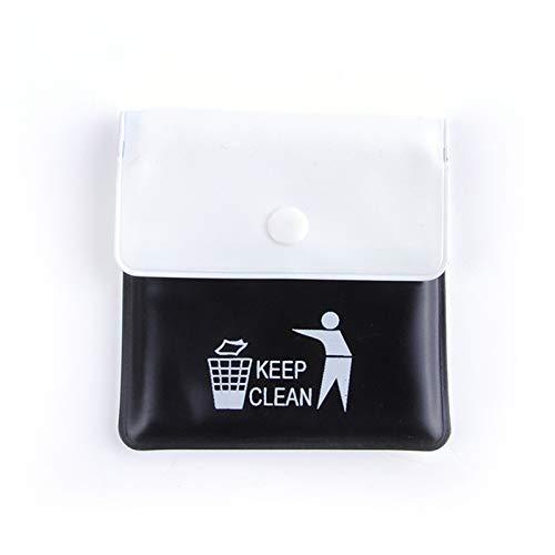 Rauchen Aschenbecher PVC Mini Zigarette Aschenbecher Einweg Mischfarbe Tasche Aschenbecher Pouch Asche Lagerung