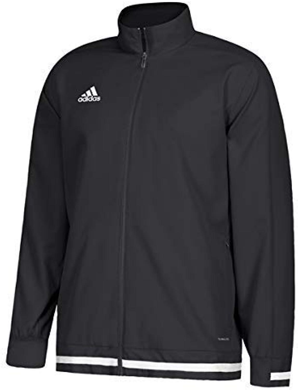 Adidas Team 19 Presentation Jacket, L G, Black White