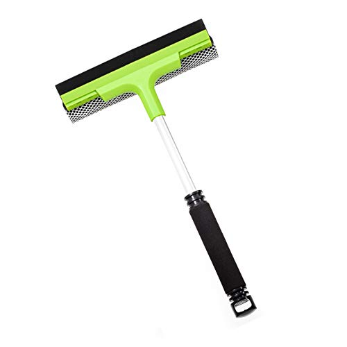 Window Cleaner Squeegee and Sponge Tool | for...