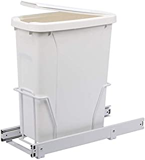 12 cabinet trash can