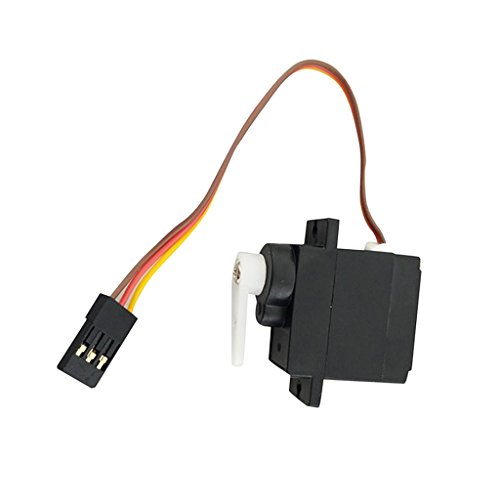 Baoblaze Replacement Parts Steering Engine Servo Components for UDI001 RC Boat Ships