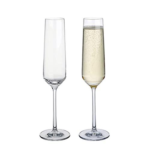 MQH Copas de Vino Conjunto de Copas de Vino de Cristal de 2, Conjunto de Plumas de Tallado de Corte láser, Conjunto de Copa de Vino Clear Chardonay para Aniversario Copas para Vino