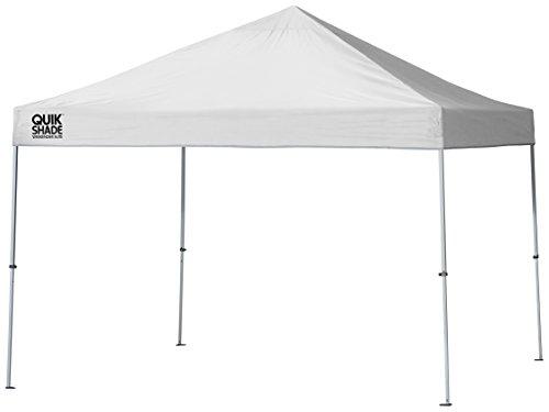 Quik Shade Weekender Elite 10 x 10 ft. Straight Leg Canopy, White