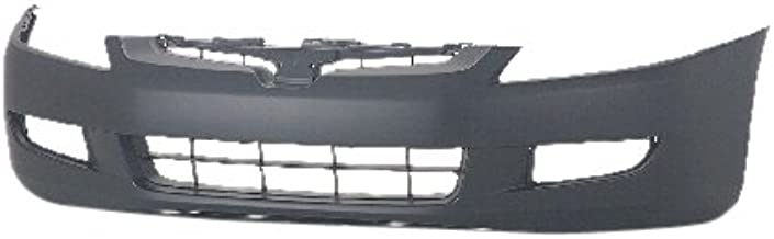 OE Replacement Honda Accord Front Bumper Cover (Partslink Number HO1000212)