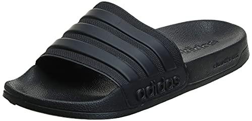 adidas Herren Adilette Shower Slipper, Schwarz Negbás, 44 2/3 EU