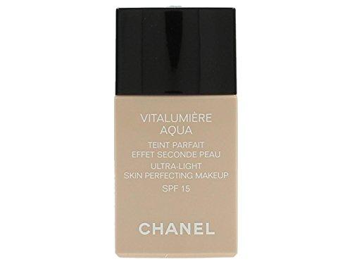 Chanel - Vitalumiere Aqua 10 Beige - Fondo de maquillaje - 30 ml