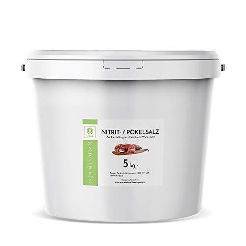 Nitritsalz / Pökelsalz 5 kg Eimer