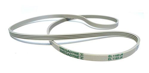 Megadyne–Keilriemen, Waschmaschine EL 1183J4(36530100)