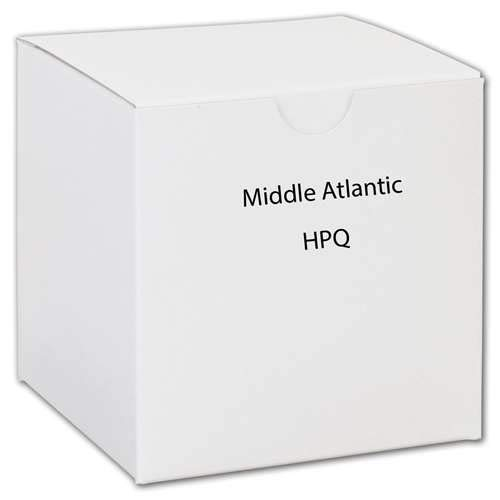 Middle Atlantic HPQ Black 10-32 Phillips Short Rack Screws w/ Washers - 100 Pieces