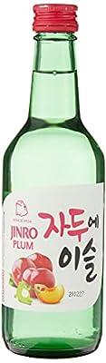 Jinro Plum Flavour Soju 360ml 13% Alc. / Vol