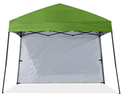 ABCCNAOPY Outdoor Pop Up Canopy Beach Camping Canopy with 1