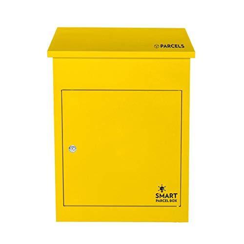 Paketbriefkasten Smart Parcel Box, gelb - 3