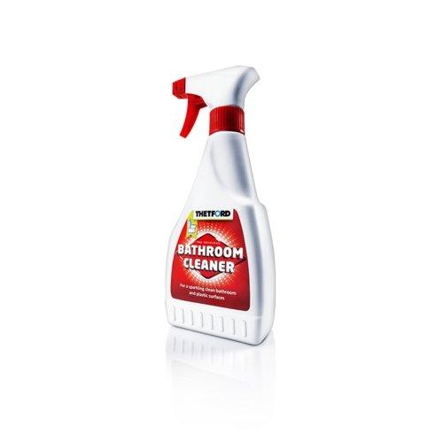 500ml Thetford Bathroom Clean replaces plastic cleaner