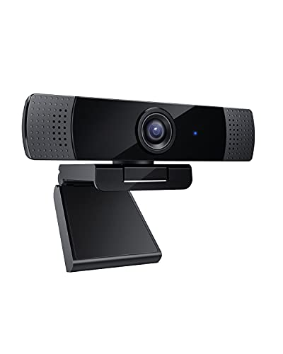 Wenkia 1080p Webcam with Dual Stereo Microphones Only $15.99 (Retail $39.99)