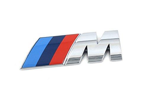 BMW Genuine Emblem Badge Logo M 1 2 3 4 5 6 7 Series X1 X3 X4 X5 X6...