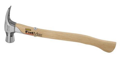 Stanley 51-403 22-Ounce FatMax Over-Strike Framing Hammer