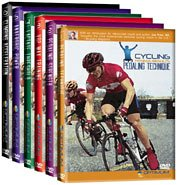 Cycling Fitness Results Spinning DVD Set