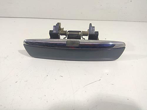 Maneta Exterior Delantera Derecha Audi A8 5 PINESGRIS CON SENSOR HUELLA DACTILAR (usado) (id:denop1893134)
