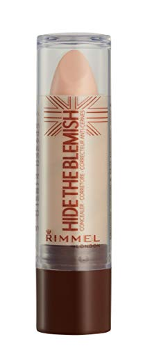 Rimmel London, Hide The Blemish Corrector Tono 004 Natural Beige, 4.5 gr