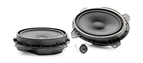 Focal is 690 Toy 2-Way 6x9 Component Speakers for Select Toyota Models