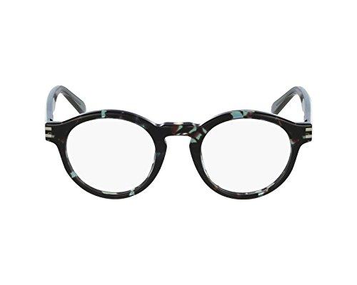 Marc Jacobs eyeglasses MJ 601 676 Acetate plastic hand made Havana Brown -...