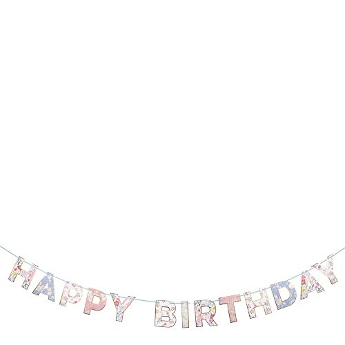Meri Meri English Garden Birthday Garland