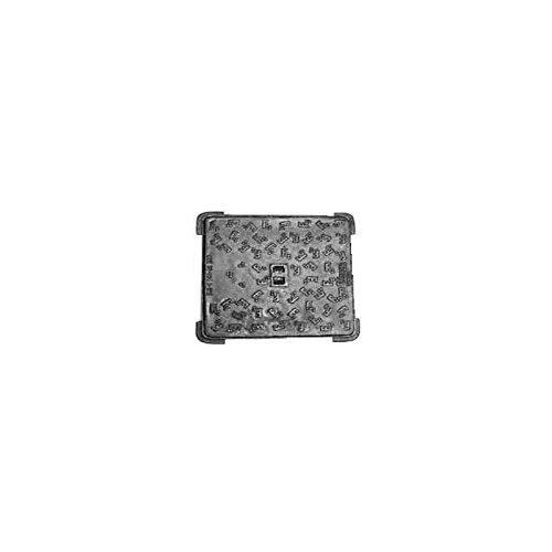 Ampliantena Tapa con Marco de Acero para arqueta de 60x60x5 cm 12,5TM