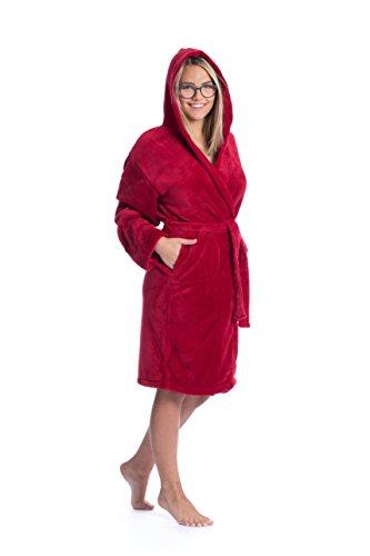 ZOLLNER badjas voor kinderen en jongeren, microvezel, meisjes en jongens, 116