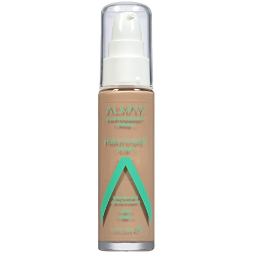 Almay Clear Complexion Makeup, Hypoallergenic, Cruelty Free, Fragrance Free, Dermatologist Tested...