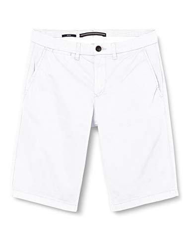 Celio ROSLACK2BM Bermuda Shorts, Blanc, 42 Mens