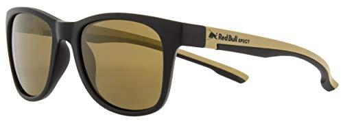 Gafas De Sol Polarizadas Red Bull Spect Indy Matt Negro-Matt...
