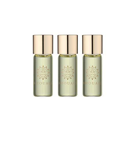 AMOUAGE Honour Woman Travel Spray Refill EDP 3 x 10 ml + 3 Amouage Sampler Vials - Free