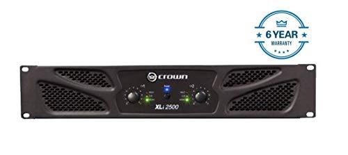 Crown Audio XLi 2500 Amplificador Estereo