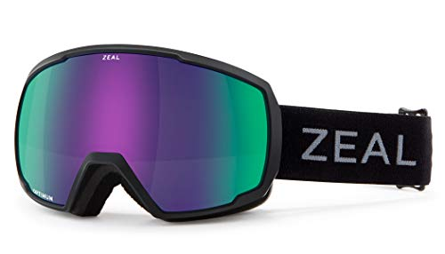 Zeal Optics Herren Schneebrille Dark Night