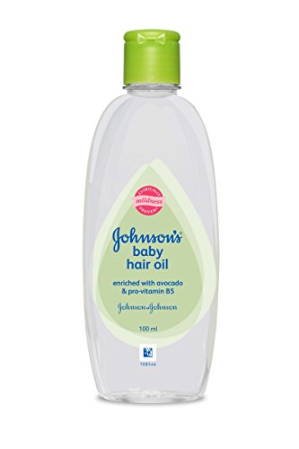 Johnsons Baby Hair Oil 100ml