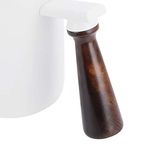BOLORAMO Cafetera, alarga la Salida de Agua, la ventilación de la Caldera de Goteo en la Tapa Diseño de Pico de Cuello de Cisne para Oficina en casa y cafetería