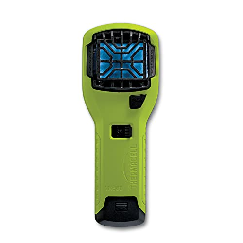 Thermacell MR300 Portable Mosquito Repeller; Highly Effective Mosquito Repellent; Includes 12 Hours of Long Lasting Refills; No Spray, No DEET, No Open Flame; Scent-Free Bug Spray Alternative