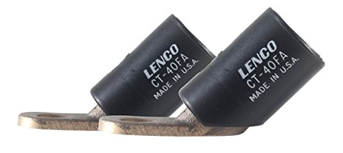 Lenco Connector Terminal CT-40FA - Attaches Welder´s Stud to LC-40 Cable Connectors (2 Pack)