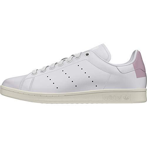 ADIDAS ORIGINALS STAN SMITH W Sneakers femmes Wit/Roze Lage sneakers
