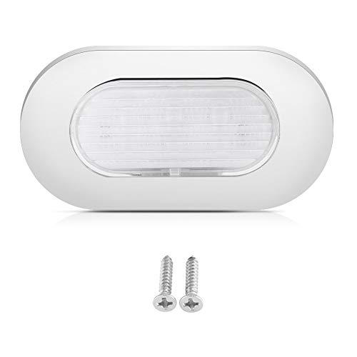 12V Innenbeleuchtung für Boote Weiße LED-Innenbeleuchtung für Boote Innenbeleuchtung für Boote Edelstahl Innenbeleuchtung für Boote Treppenhausnutzung Wasserdicht