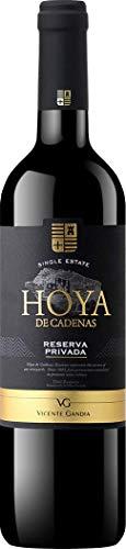 Hoya de Cadenas Reserva Privada Vino Tinto D.O. Utiel Requena - 750 ml