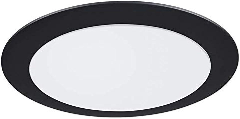 20W Mordern Runde LED Deckenleuchte,30cm5cm Ultradünn Deckenlampe,2000LM,6000K Kaltes Wei Augenschutz LED-deckenleuchte für Bad,küchen,Schlafzimmer,Wohnzimmer,Balkon,Büro,Esszimmer