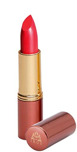 Ikos Puder Lippenstift, Neon Coral, 1er Pack (1 x 3.5 g)