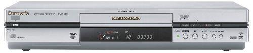 Panasonic DMR-E 50 EG-S DVD-Rekorder Silber