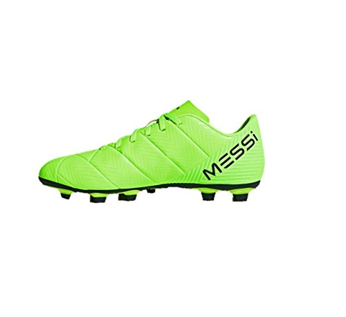 Chuteira Campo Adidas Nemeziz Messi 18 4 FG - Verde - 44
