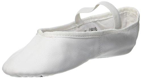 So Danca Bae90, Mädchen Ballett, Weiß (White), 32 EU (13 UK)